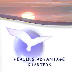 Experience the Healing Advantage Charters - click for more information